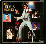 PB 13351 THE ELVIS MEDLEY / ALWAYS ON MY MIND