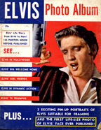 ELVIS PHOTO ALBUM